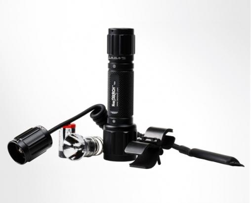 Ліхтар підствольний тактичний NexTorch T6A LED SET 160Lum