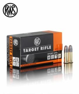 Патрон RWS Target Rifle cal.22LR