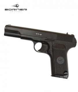 Пневматичний пістолет Borner ТТ-Х
