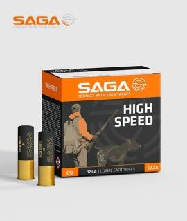 Патрон SAGA High Speed 36 №4 12 калібр