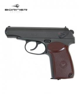 Пістолет пневматичний Borner ПМ49