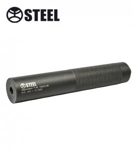 Глушник Suppressor Steel 7,62 ,різьба 14*1Lh  (АКМ) Gen II
