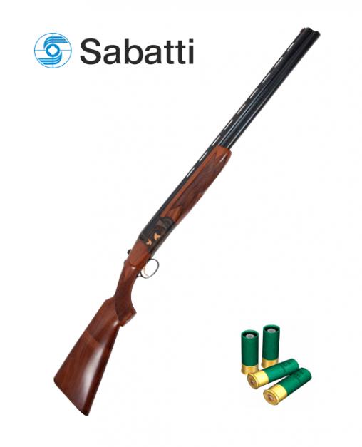 Sabatti Jaguar EA MON кал. 12